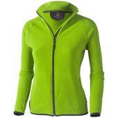 Куртка флисовая «Brossard» женская, зеленое яблоко ( XS )