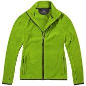 """Куртка флисовая """"Brossard"""" женская, зеленое яблоко ( XS ), арт. 006219903"""