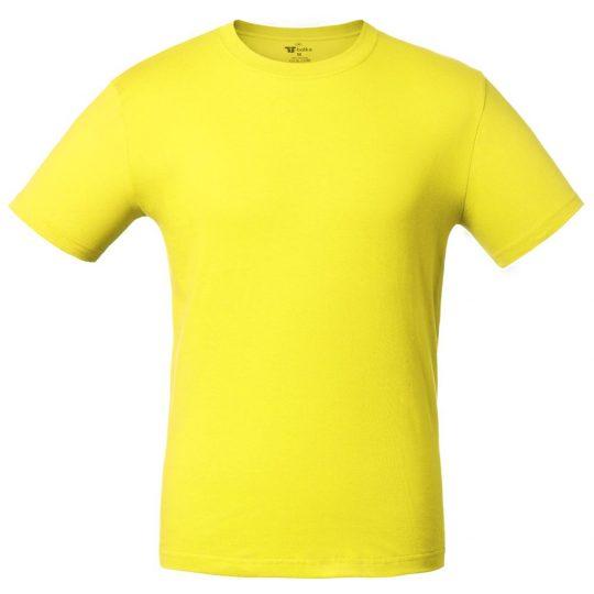 Футболка темно-желтая «T-bolka 140», размер M