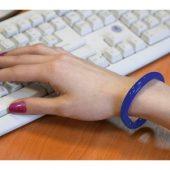 """Ручка шариковая-браслет """"Арт-Хаус"""", синий, арт. 006450903"""