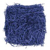 Бумажный наполнитель, синий