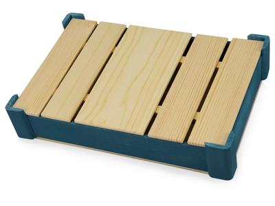 Коробка под ежедневник (без ложемента для ручки), синий, арт. 006534703