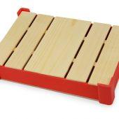 Коробка под ежедневник (без ложемента для ручки), красный