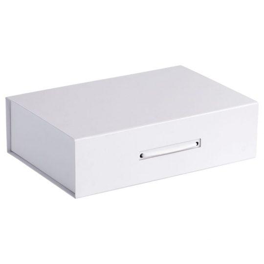 Коробка Case, подарочная, белая