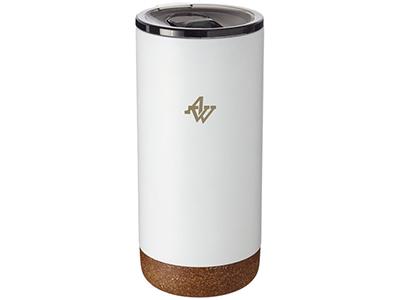 Вакуумный Термос Valhalla с медным покрытием, белый, арт. 009151703