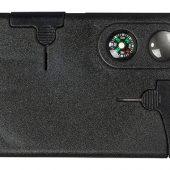 Подарочный аутдор набор Dundee, 16 функций, черный, арт. 009184903