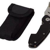 Складной нож, черный, арт. 009157303