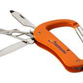 Нож Canyon с карабином, 5 функций, оранжевый, арт. 009158303