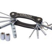 Многофункциональный инструмент Tycoon, 12 функций, черный/серый, арт. 009159603