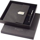 Подарочный набор Charcoal с блокнотом А5, арт. 009186203