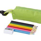 Набор карандашей 8 единиц, зеленый, арт. 009164303