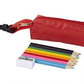 Набор карандашей 8 единиц, красный, арт. 009164103