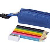 Набор карандашей 8 единиц, синий, арт. 009164403