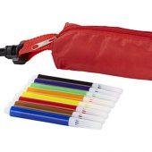 Набор маркеров 8 единиц, красный, арт. 009164603