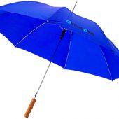 """Зонт-трость """"Lisa"""" полуавтомат 23″, ярко-синий, арт. 009095403"""