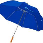 Зонт Karl 30″ механический, ярко-синий, арт. 009095903