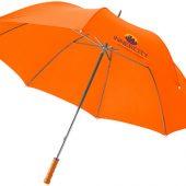 Зонт Karl 30″ механический, оранжевый, арт. 009096003