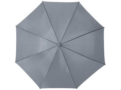 Зонт Karl 30″ механический, серый, арт. 009096603