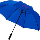 Зонт Yfke противоштормовой 30″, ярко-синий