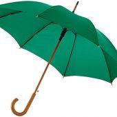 Зонт Kyle полуавтоматический 23″, зеленый