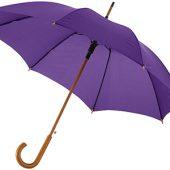 Зонт Kyle полуавтоматический 23″, фиолетовый