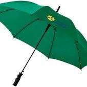 Зонт Barry 23″ полуавтоматический, зеленый