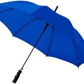 Зонт Barry 23″ полуавтоматический, ярко-синий
