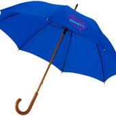Зонт-трость Jova 23″ классический, ярко-синий, арт. 009105003