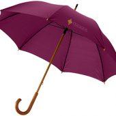Зонт-трость Jova 23″ классический, бургунди, арт. 009104303