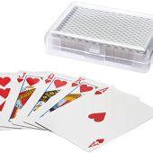 Карточная игра Reno в чехле, прозрачный/черный, арт. 009179603