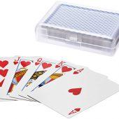 Карточная игра Reno в чехле, прозрачный/синий, арт. 009179503