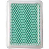 Карточная игра Reno в чехле, прозрачный/зеленый, арт. 009179303