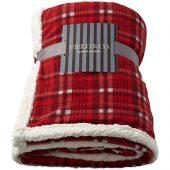 Плед Sherpa, красный, арт. 009189303