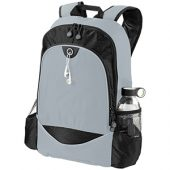 """Рюкзак """"Benton"""" для ноутбука 15″, серый"""