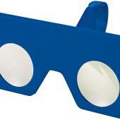 Мини виртуальные очки с клипом, ярко-синий, арт. 009208203
