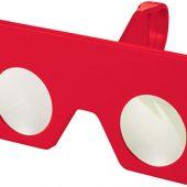 Мини виртуальные очки с клипом, красный, арт. 009208303