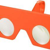 Мини виртуальные очки с клипом, оранжевый, арт. 009208503