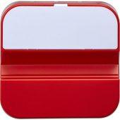 """Подставка для телефона и ЮСБ хаб """"Hopper"""" 3 в 1, красный, арт. 009213103"""