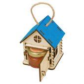 Игрушка Домик упаковка, синий, арт. 009047203