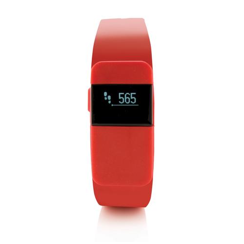 Фитнес-браслет Keep Fit, красный, арт. 009377506