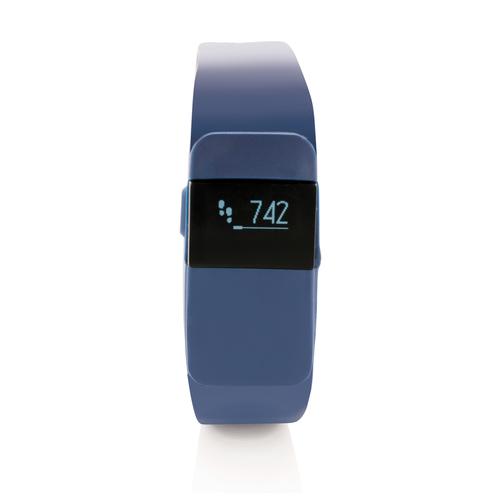 Фитнес-браслет Keep Fit, синий, арт. 009377606