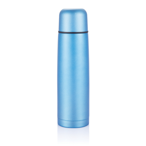 Термос из нержавеющей стали, 500 мл, синий, арт. 009282806