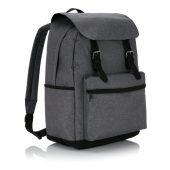 Стильный рюкзак для ноутбука с застежками на кнопках, арт. 009363206