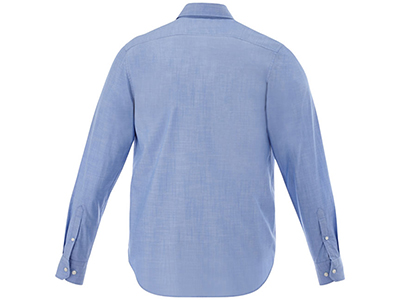 "Рубашка ""Lucky"" мужская, светло-синий ( S ), арт. 009485103"