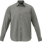 """Рубашка """"Lucky"""" мужская, армейский зеленый ( XL ), арт. 009484203"""