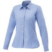 Рубашка «Lucky» женская, светло-синий ( S )