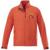 "Куртка софтшел ""Maxson"" мужская, оранжевый ( L ), арт. 009491003"