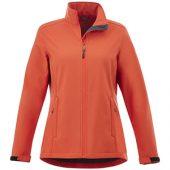 """Куртка софтшел """"Maxson"""" женская, оранжевый ( XS ), арт. 009492803"""