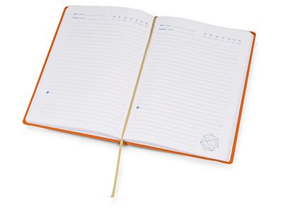 """Ежедневник недатированный А5 """"Strap AR"""" , оранжевый, арт. 009431803"""