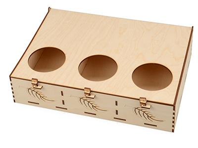 Подарочная коробка «Лист», арт. 009570003